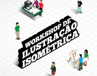 Vetoriza.ai! Ilustração Isométrica