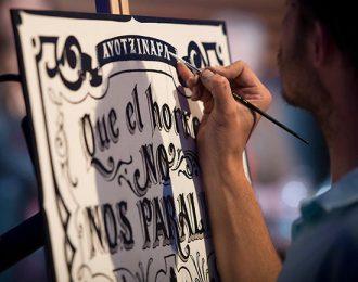 Workshop Introdução ao Fileteado Portenho