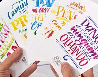 Desenhando Letras – Workshop de Lettering