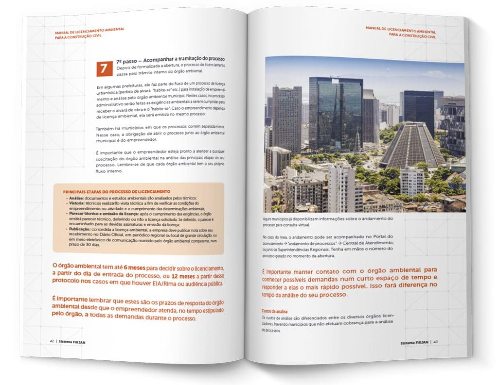 Manual FIRJAN Construção Civil